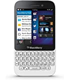 "BlackBerry Q5 - Móvil libre (pantalla de 3,1"" 720 x 720, cámara 5 Mp, 8 GB, 2 procesadores de 1.2 GHz, 2 GB de RAM, S.O. BlackBerry OS 10), blanco"
