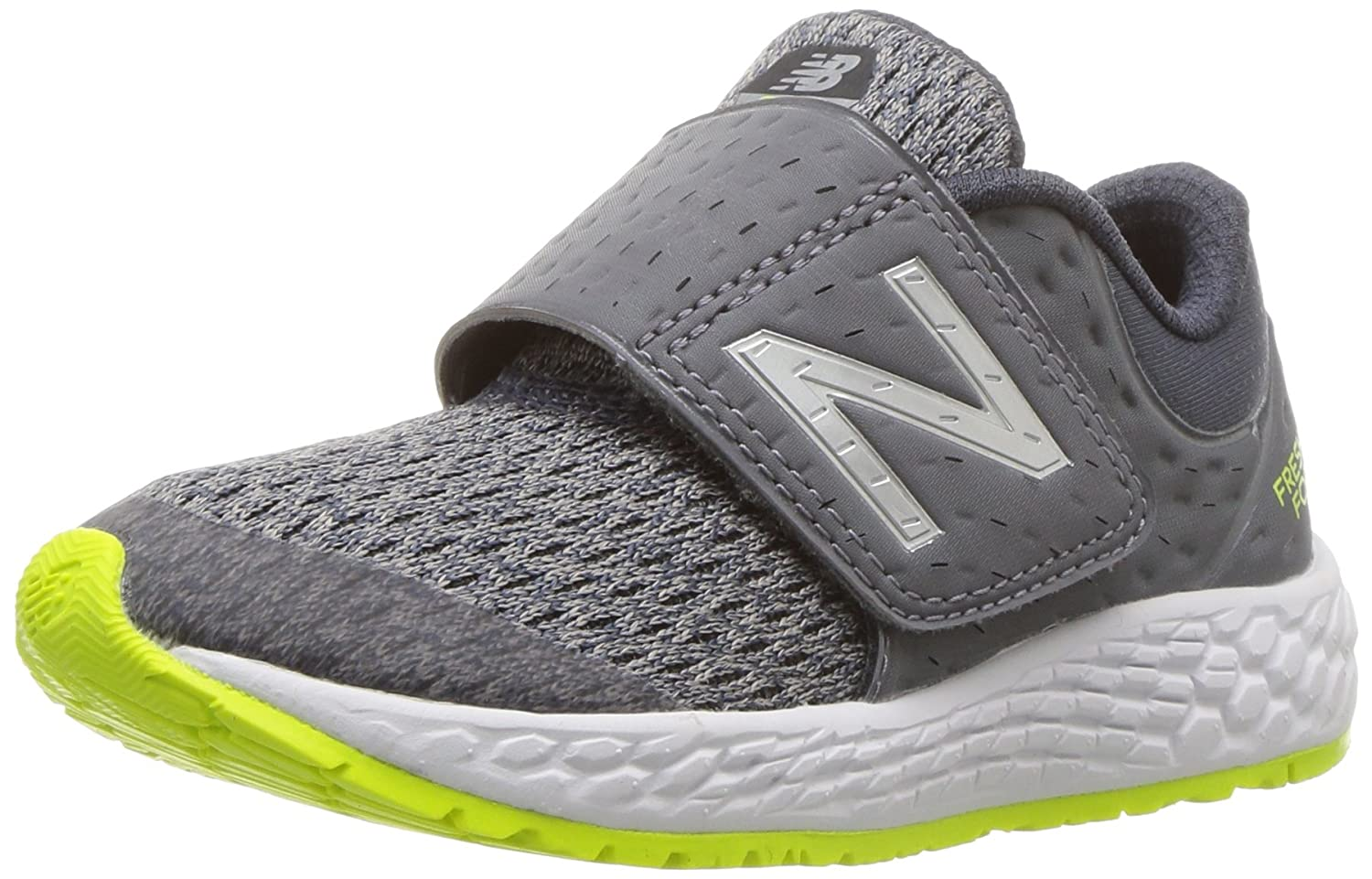 New Balance Kids' Zante v4 Hook and Loop Running Shoe -