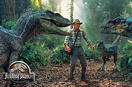 Jurassic Park 4-Movie-Collection [Alemania] [DVD]: Amazon.es: Sam Neill, Laura Dern, Jeff Goldblum, Julianne Moore, Pete Postlethwaite, William H. Macy, ...