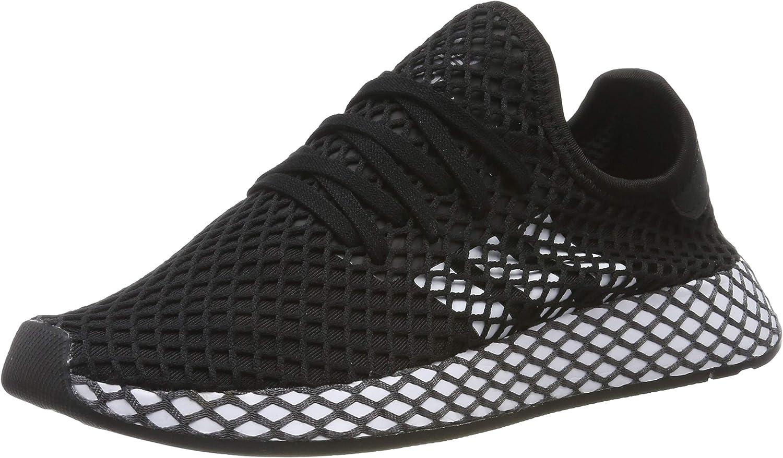 adidas Deerupt Runner J, Zapatillas de Gimnasia Unisex Niños