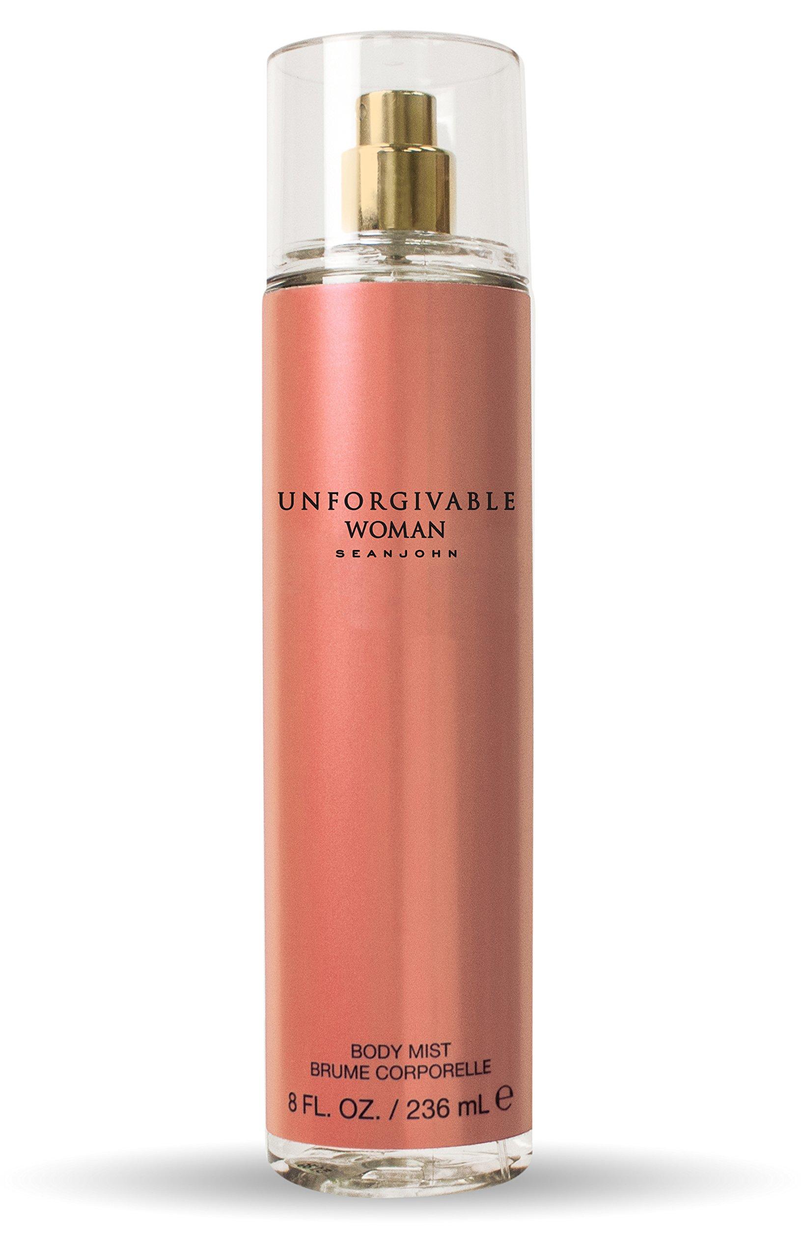 Unforgivable By SEAN JOHN FOR WOMEN 8 oz Body Spray