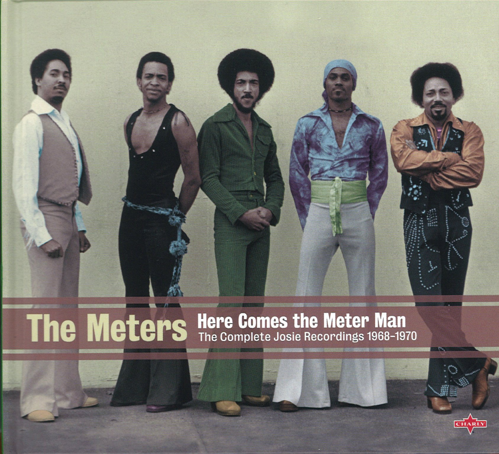 Here Comes The Meter Man ( 2 CD Media Book )