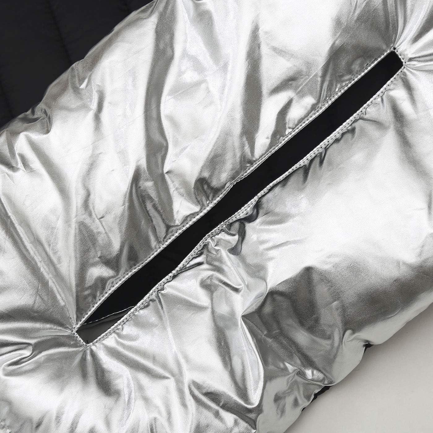 ultra leggera con fessura per il rubinetto Zbrandy Sciarpa invernale da donna da donna