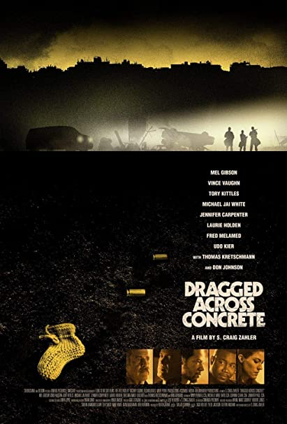 Image result for dragged across concrete film poster amazon