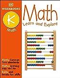 DK Workbooks: Math, Kindergarten: Learn and Explore