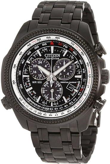 [シチズン]CITIZEN 腕時計 ECO-DRIVE PERPETUAL CALENDAR エコドライブ パーペチュアルカレンダー BL5405-59E メンズ [逆輸入]