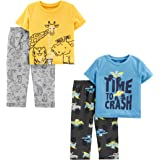 Simple Joys by Carter's Toddler Boys' 4-Piece...