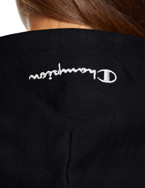 Champion Hooded Full Zip Sweatshirt Felpa Donna