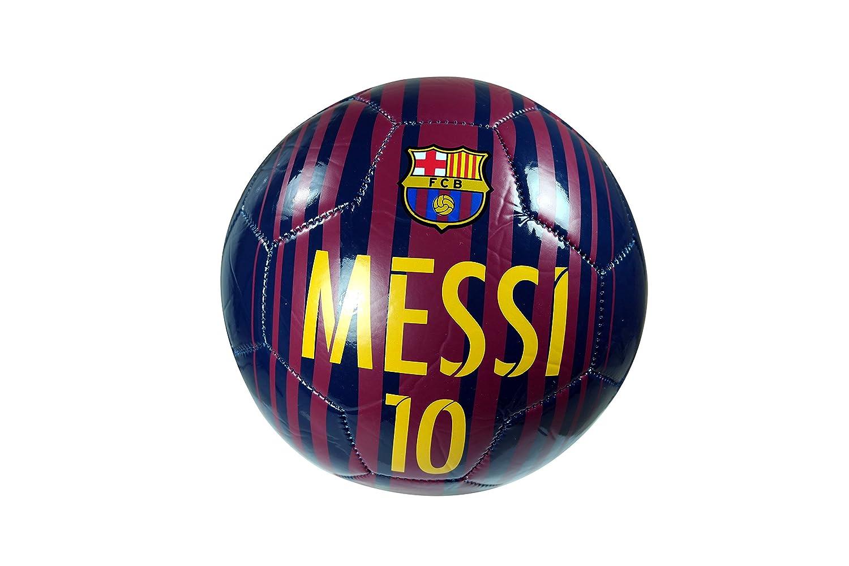 FCバルセロナ 公式メッシ 10ライセンス取得 シグネチャー サッカーボール サイズ3 3  B07FX8HZ2R