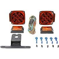 MaxxHaul 70205 12V LED Trailer Light Kit