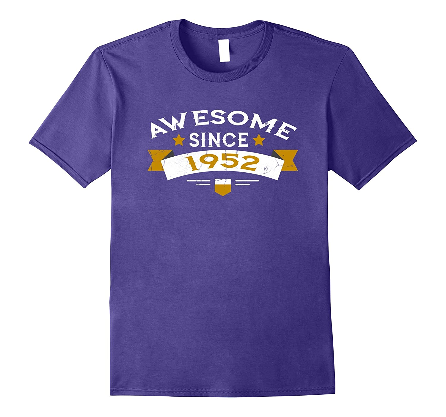 Awesome Since 1952 65 year old T Shirt-Vaci