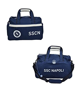 Football Bag Gym Bag Pool Judo Karate SSC Napoli Enzo Castellano Official  9643 SSCN Original Product  Amazon.co.uk  Sports   Outdoors fdfd995155d4c