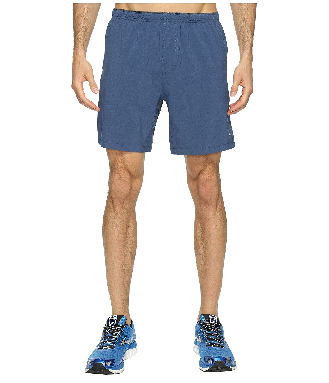[ブルックス] Brooks メンズ Sherpa 7 Shorts パンツ [並行輸入品] XX-Large Heather Ink B06XZZXGC7