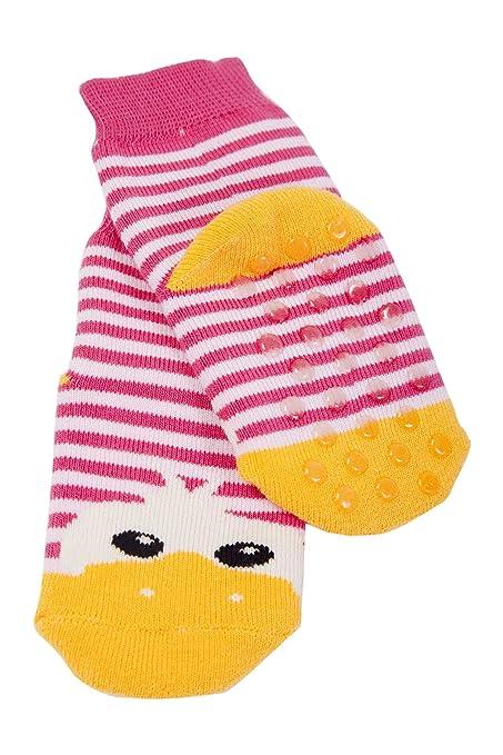 3 opinioni per Weri Spezials Spugna Calzini ABS per Bambini con suola Antiscivolo, Colore:
