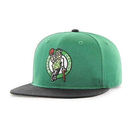 0ac0bf3e241 Amazon.com   NBA Boston Celtics Gallant OTS Varsity Snapback ...