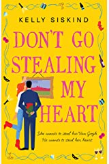 Don't Go Stealing My Heart (Showmen Book 2) Kindle Edition
