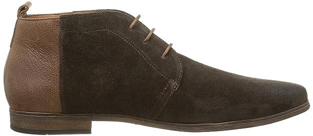 Kost ZEPI76, Zapatos de Cordones Derby para Hombre, Marrón (Ebene Cognac 1 X 1X), 41 EU