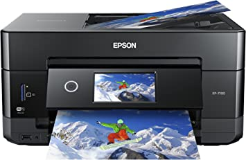 Amazon.com: Epson XP-7100 Expression Impresora de fotos a ...