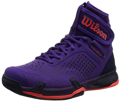 Wilson Amplifeel Purple Tennis Shoes sale new arrival reliable sale online outlet order new sale online free shipping eastbay RrM0cPtBr