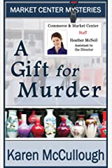 A Gift for Murder (Market Center Mysteries Book 1) Kindle Edition