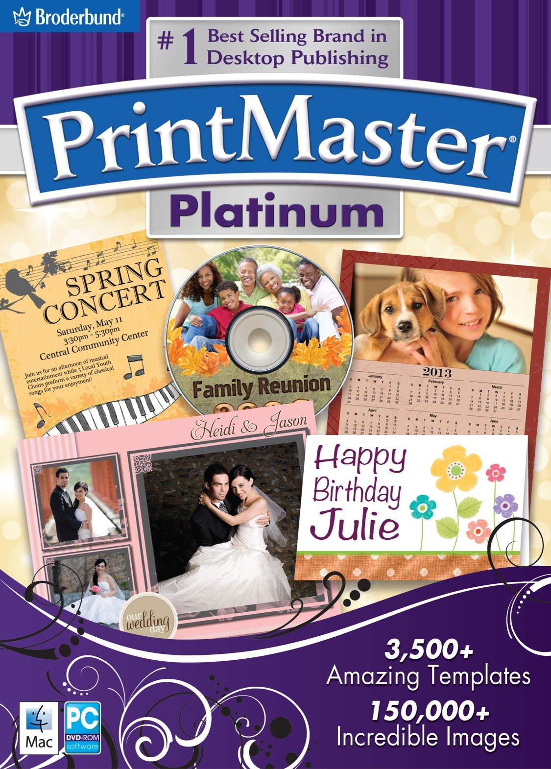 Printmaster Platinum by Encore
