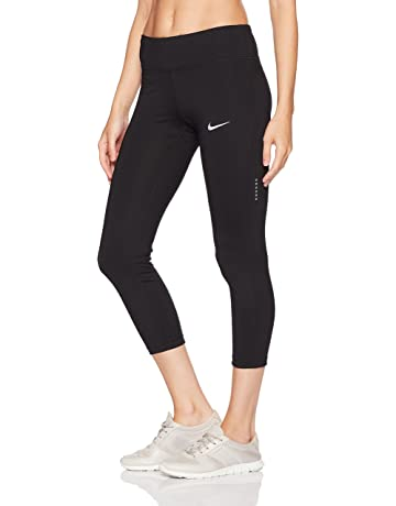 new style b6b75 0859a Nike Womens Power Essential Crop Capri