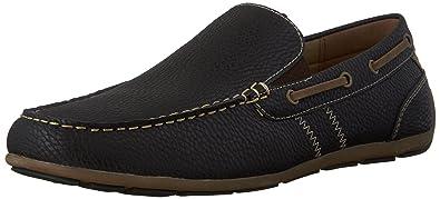 GBX Men's Ludlam Slip-on Loafer, Brown, 7 M US