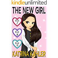 The New Girl - Books 7, 8 & 9