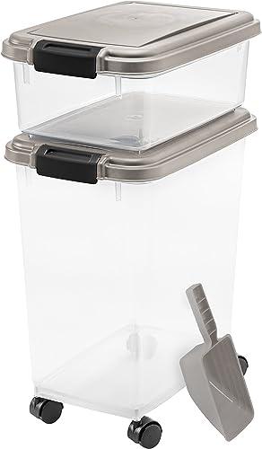 IRIS-USA-3-Piece-Airtight-Pet-Food-Storage-Container-Combo