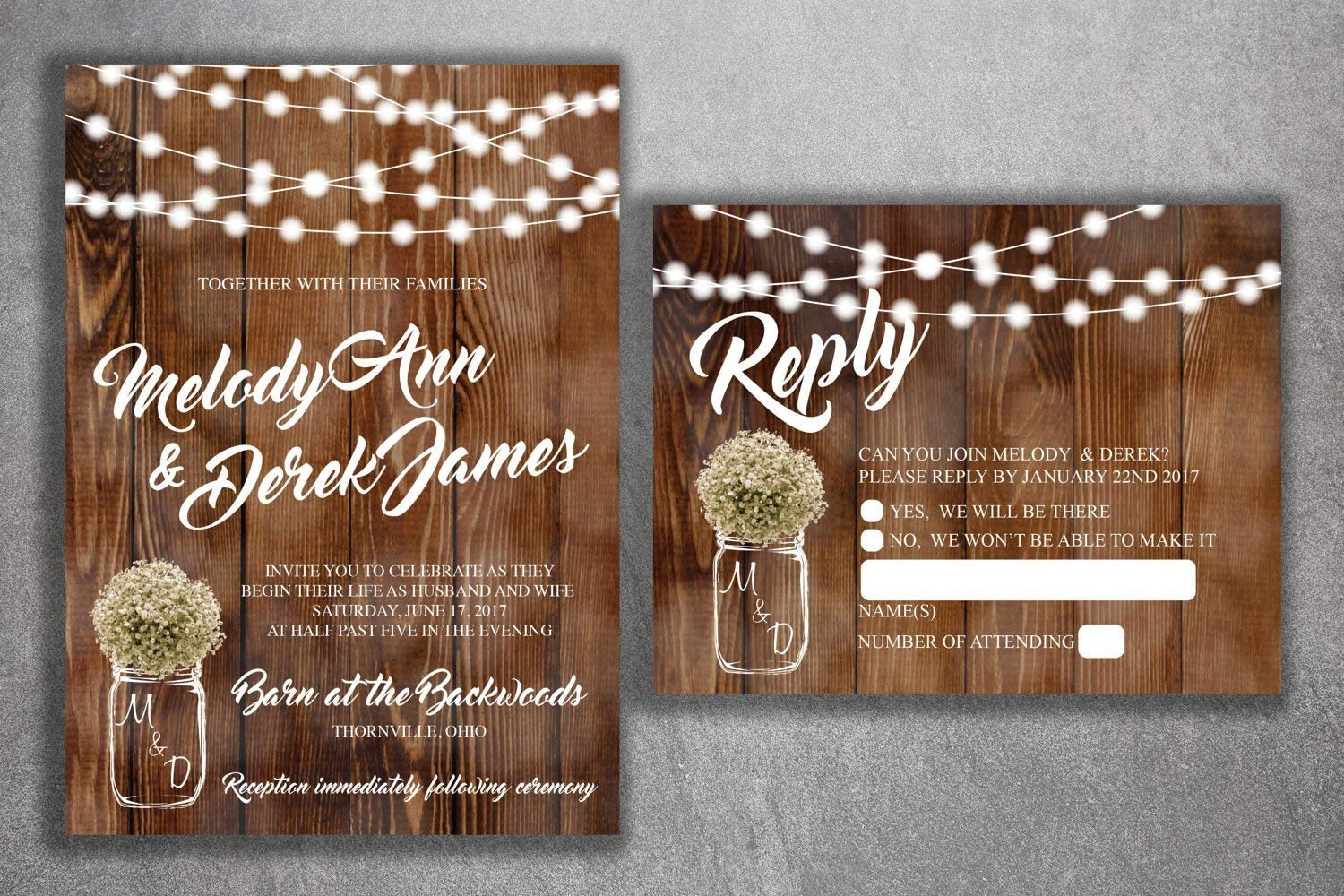 Free Mason Jar Wedding Invitation Template from images-na.ssl-images-amazon.com