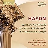 Haydnl: Symphony No 7