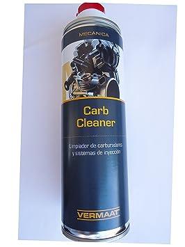 Limpiador de carburadores y cuerpos de inyección 500 ml.: Amazon.es: Coche y moto