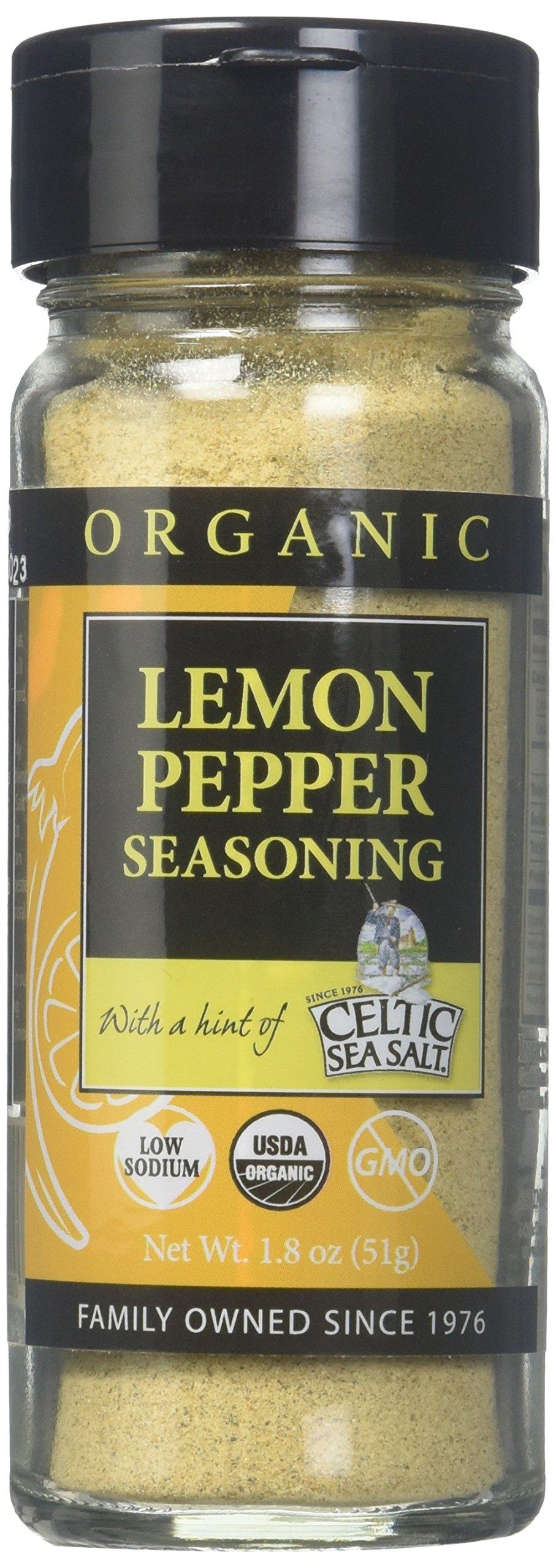 Amazon Com Gourmet Celtic Sea Salt Organic Mexican