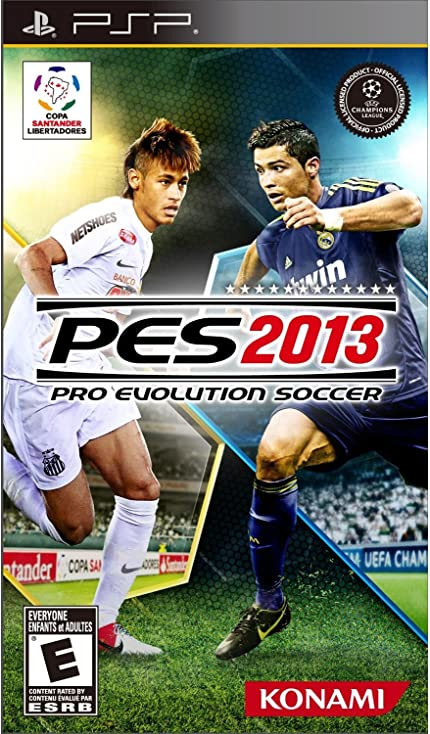 Pro Evolution Soccer 2013 - Sony PSP: Video Games - Amazon com