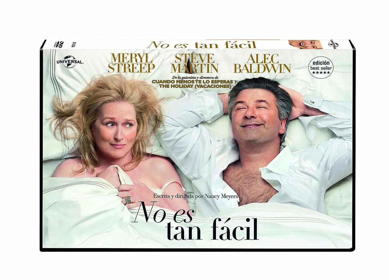 No Es Tan Fácil - Edición Horizontal [DVD]