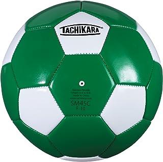Tachikara SM4SC.KLW cuir synth-tique Soccer Ball - Taille 4 - Kelly-Blanc SM4SC KLW