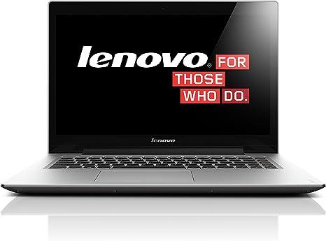 Lenovo IdeaPad U430 Touch - Ordenador portátil de 14