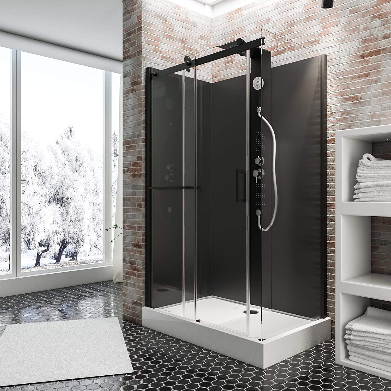 Cabina de ducha completa Korsika, cabina de ducha integral con ...