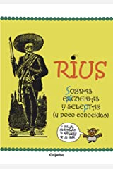 Sobras encogidas y seleptas (Colección Rius) (Spanish Edition) Kindle Edition