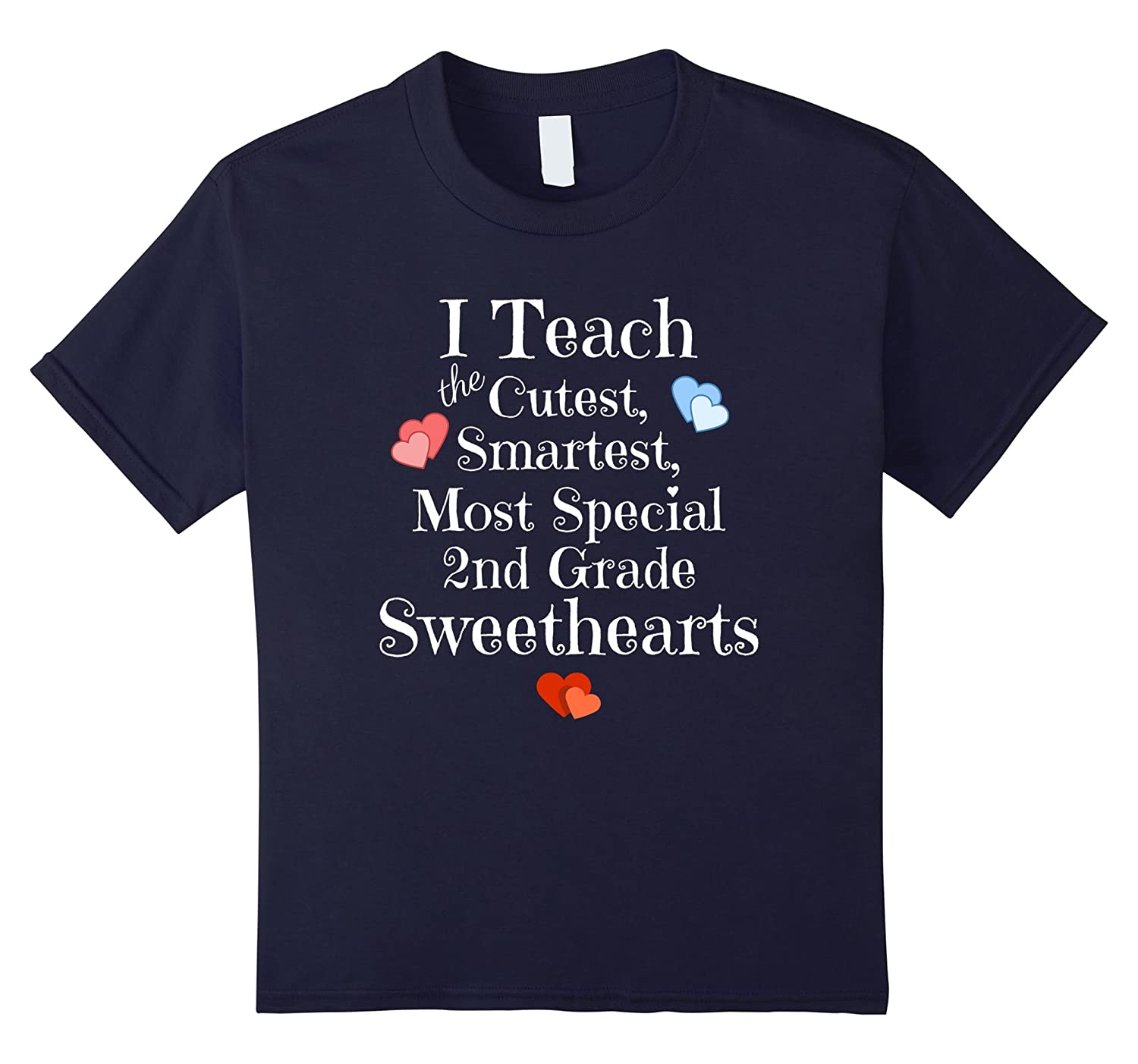 Womens Teacher Valentines Day Sweethearts-Awarplus