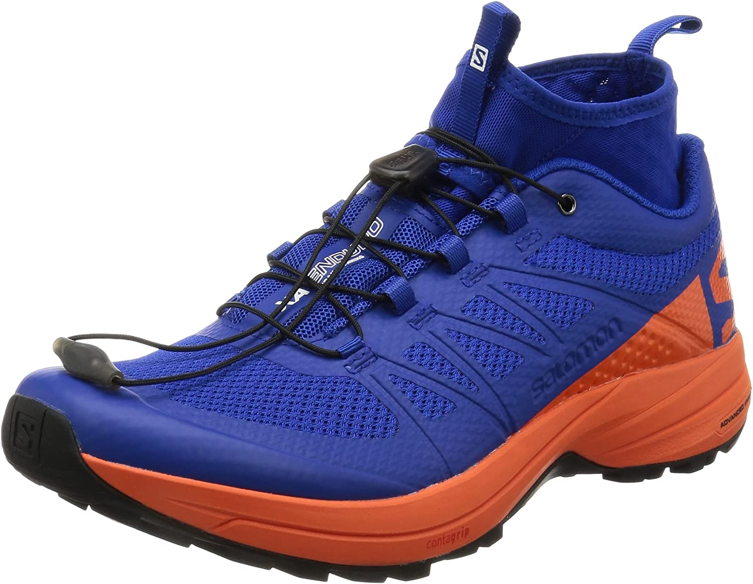 SALOMON Men s Xa Enduro Trail Running Shoe