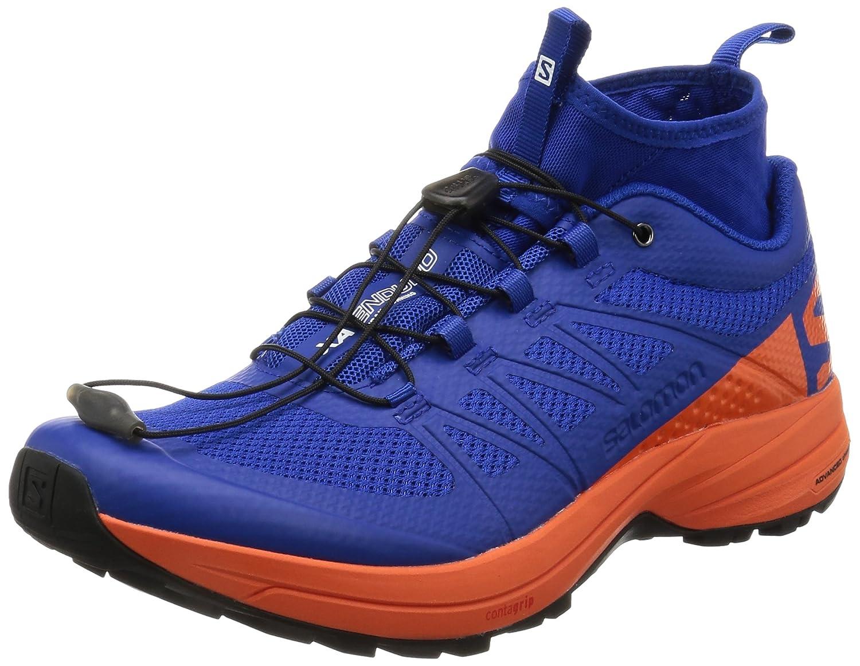 Bleu (Surf The Web Flame noir 4) 43 1 3 EU SALOMON XA Enduro, Chaussures de Trail Homme