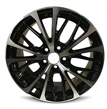 18 Inch Tires >> Road Ready Car Wheel For 2018 2019 Toyota Camry Full Size Spare 18 Inch 5 Lug Aluminum Rim Fits R18 Tire Exact Oem Replacement Full Size Spare
