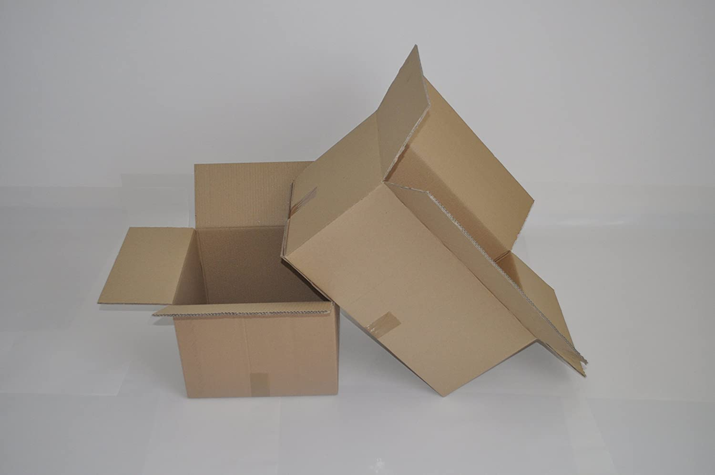 Caja de cartón para embalar envío Mudanza caja 5pz. 60 x 40 x 30 5 ...
