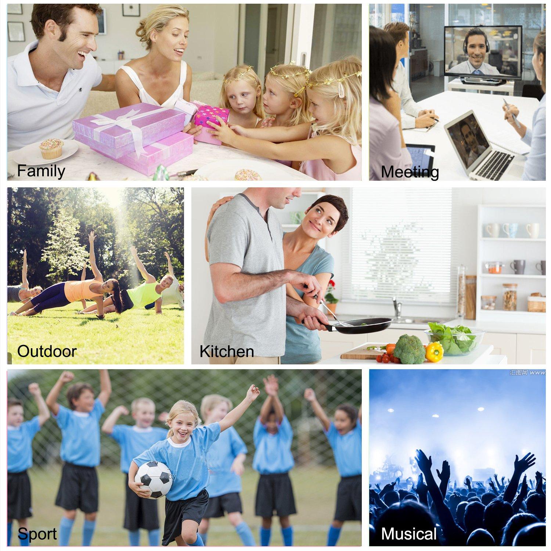 CofunKool 4K Video Camera 48MP Ultra HD 3.0\