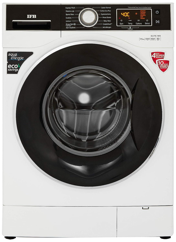 IFB 7.5 kg Fully-Automatic Front Loading Washing Machine