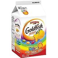 Pepperidge Farm Goldfish Colors Cheddar Crackers, 30 Ounce Carton