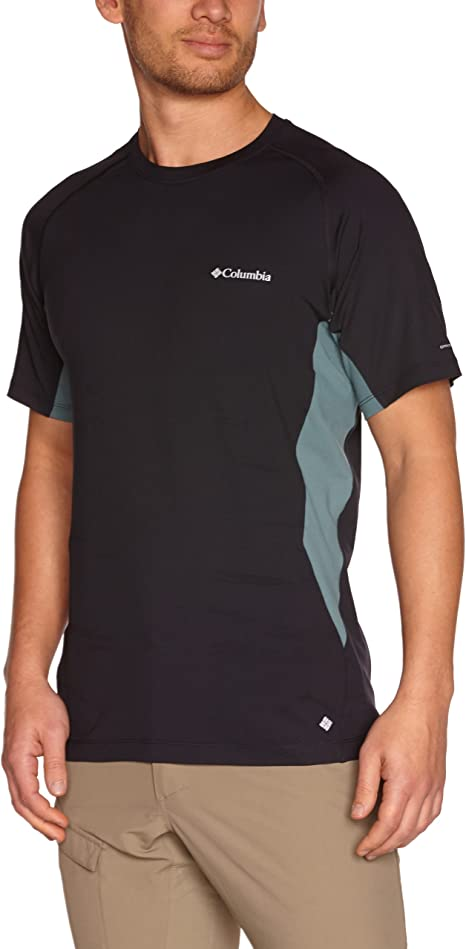 Columbia - Camisa de Acampada y Senderismo para Hombre: Amazon.es: Zapatos y complementos