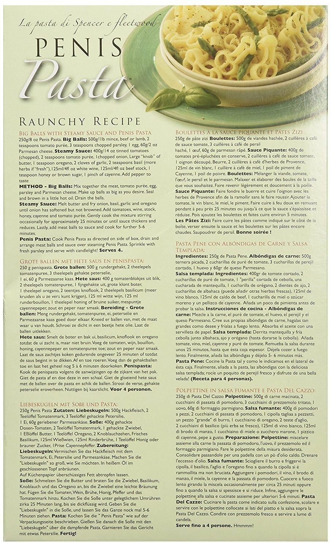 Amazon.com: OMG International Pecker Pasta (Pack of 2): Health & Personal Care