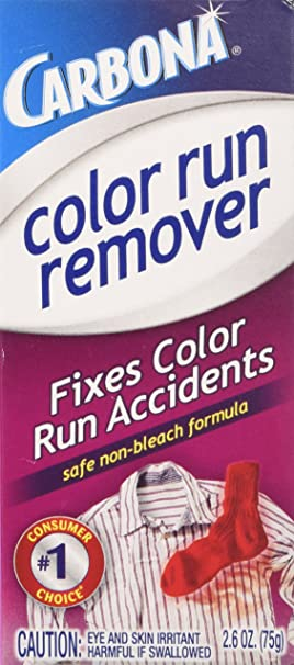 2.6oz Colour Run Remover Carbona Delivery Is Free